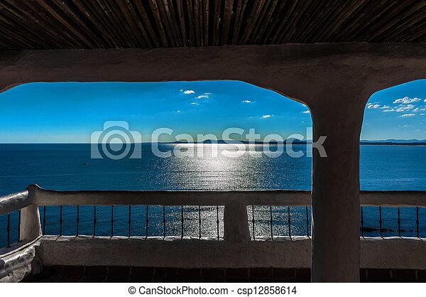海洋眺め - csp12858614