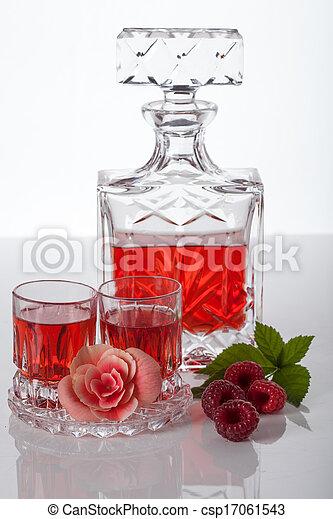 浸された, 成果, アルコール, 注入 - csp17061543