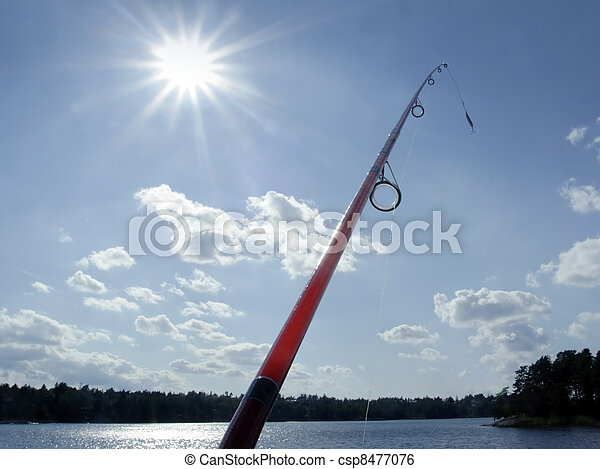 湖捕魚 - csp8477076