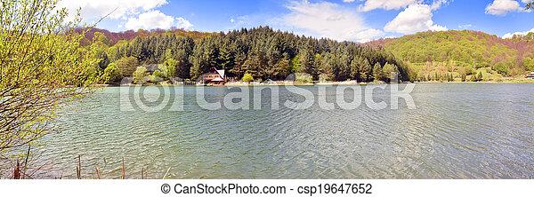 湖 - csp19647652