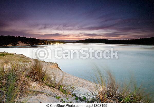 湖 - csp21303199
