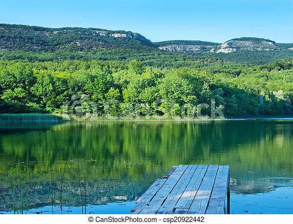 湖 - csp20922442