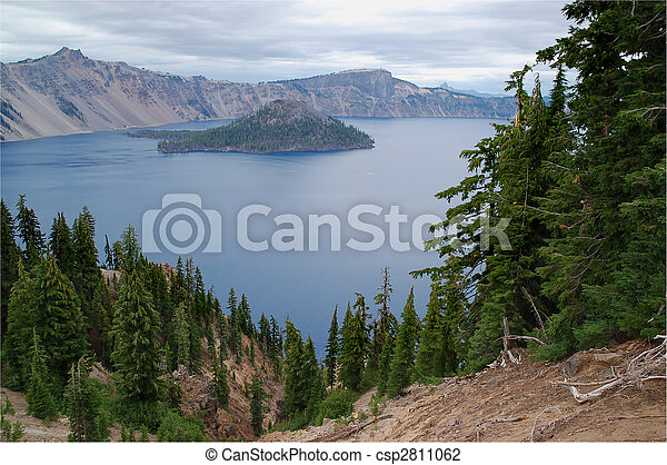 湖, 噴火口 - csp2811062