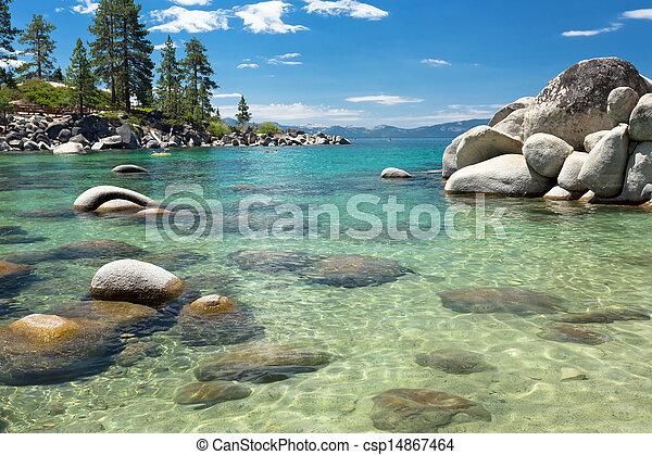 湖tahoe - csp14867464