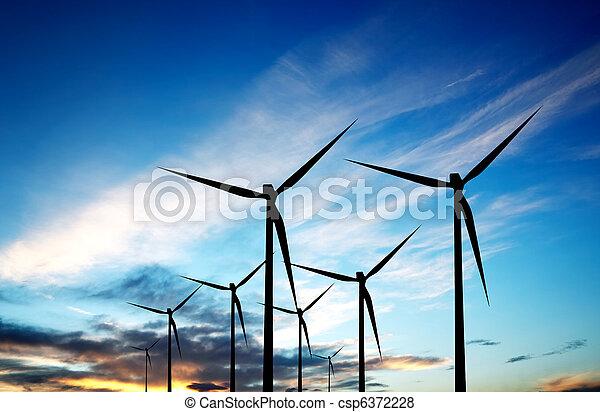 源, エネルギー, 回復可能 - csp6372228