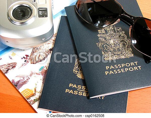 準備ができた, 旅行 - csp0162508