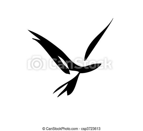 滑らかである, 鳥 - csp3723613