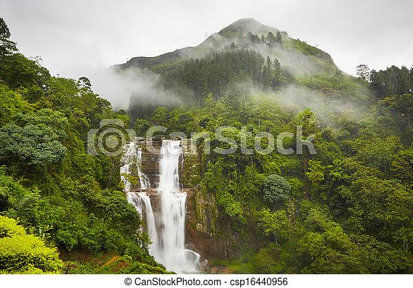 滝 - csp16440956