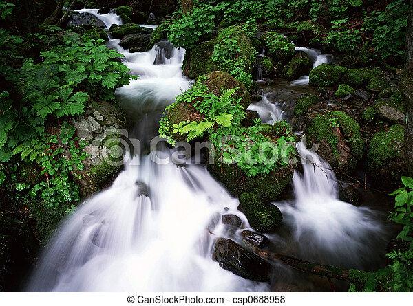 滝 - csp0688958