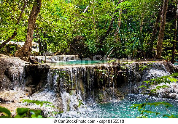 滝 - csp18155518