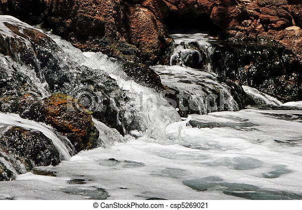 滝, 小さい - csp5269021