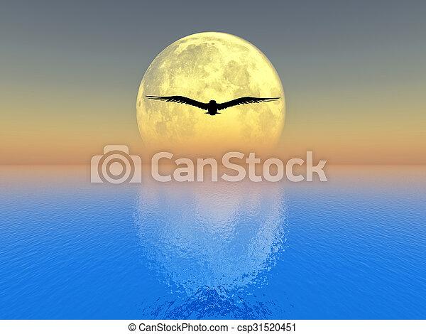滿月 - csp31520451