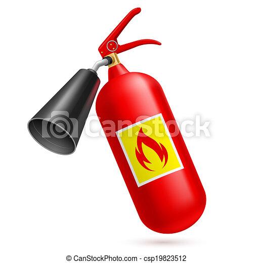 火 消火器 - csp19823512