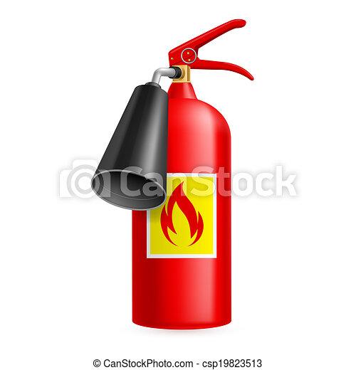 火 消火器 - csp19823513