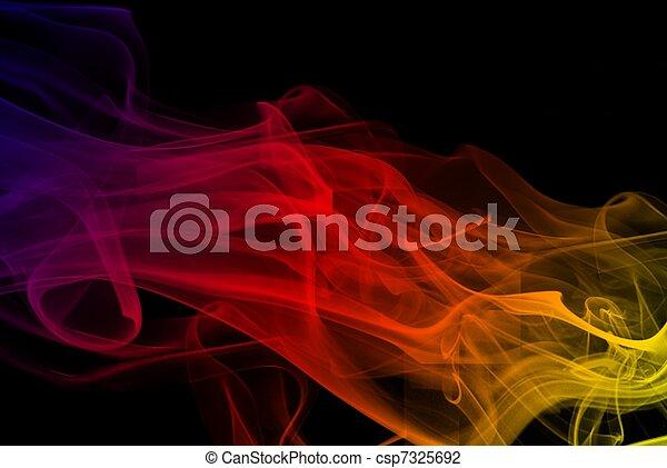 煙 - csp7325692