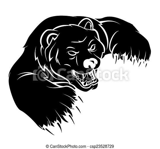 熊 - csp23528729