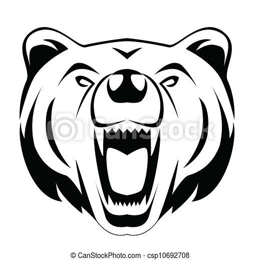 熊 - csp10692708