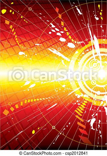 爆発, 無限点, スペース - csp2012841