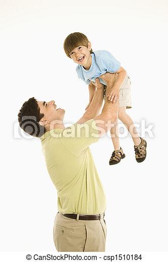 父, 保有物, son. - csp1510184