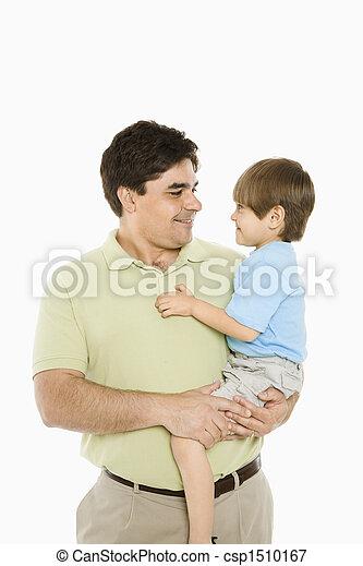 父, 保有物, son. - csp1510167