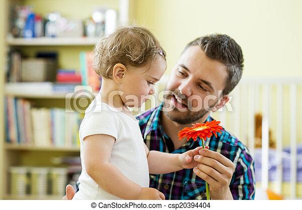 父, 娘 - csp20394404