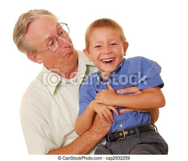 父, 息子 - csp2932259