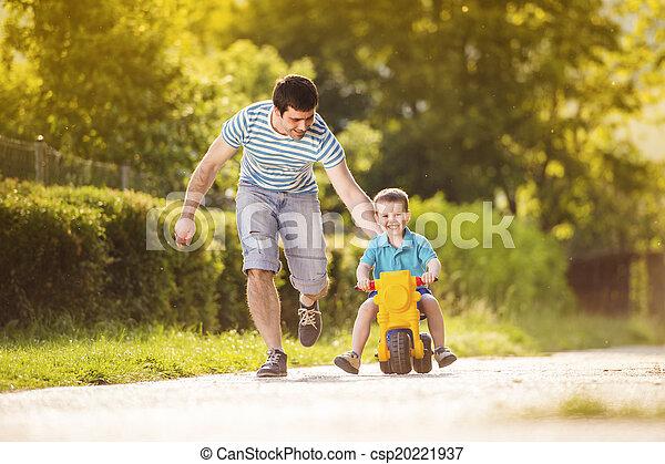 父, 息子 - csp20221937