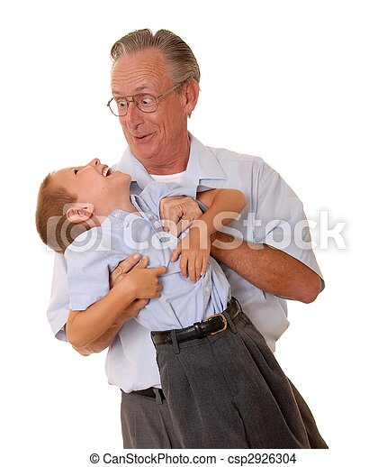 父, 息子 - csp2926304