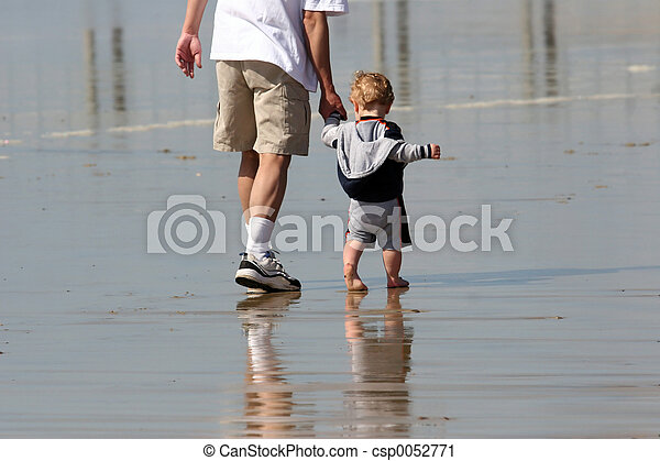 父, 息子 - csp0052771