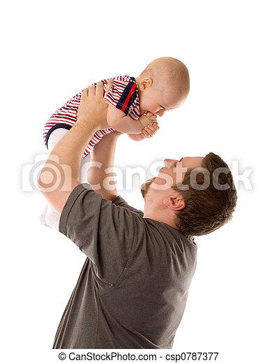 父, 息子 - csp0787377