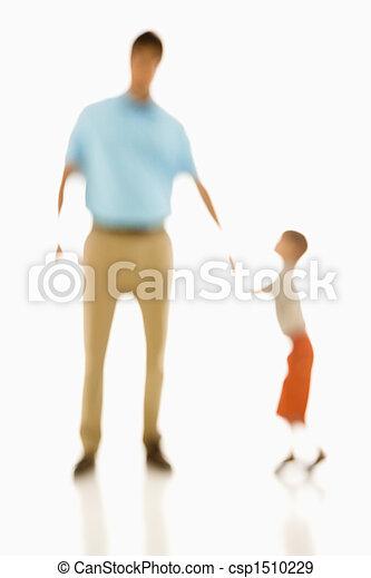 父, son. - csp1510229