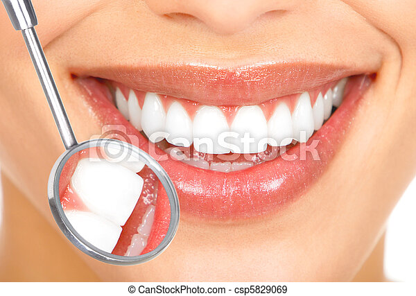牙齒 - csp5829069