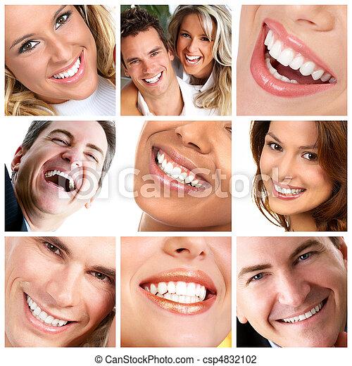 牙齒 - csp4832102