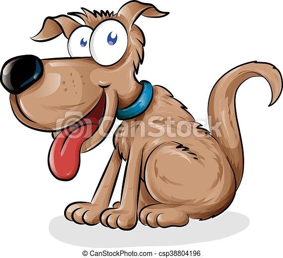 犬, 漫画 - csp38804196