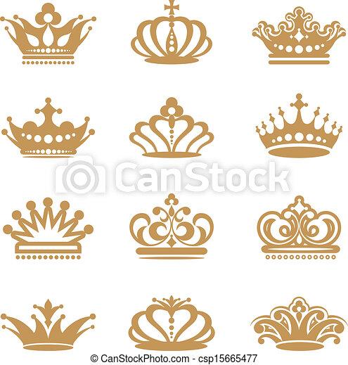 王冠, コレクション - csp15665477