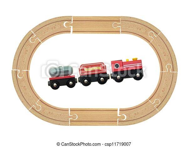 玩具火車 - csp11719007