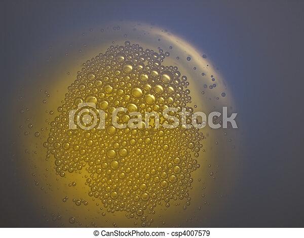 环境, 世界, 摘要, 气泡, 污染 - csp4007579