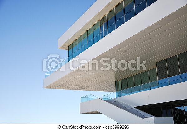 現代 建築, 細部 - csp5999296