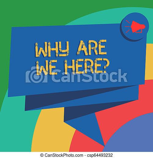 理由, 写真, リボン, somewhere, 折られる, 執筆, スピーチ, テキスト, 概念, 泡, 提示, 3d, ありなさい, 私達, ビジネス, 説明, 手, 目的, なぜ, celebration., herequestion., サッシュ - csp64493232