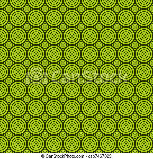 環繞, 綠色, 結構 - csp7467023