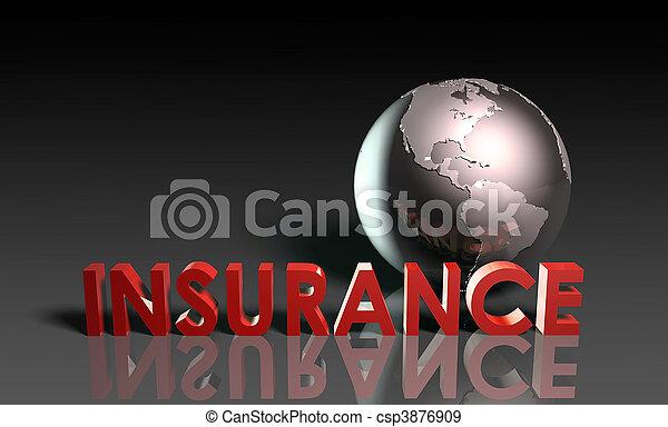 生命保険 - csp3876909