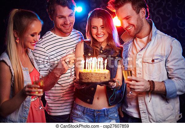生日慶祝 - csp27607859