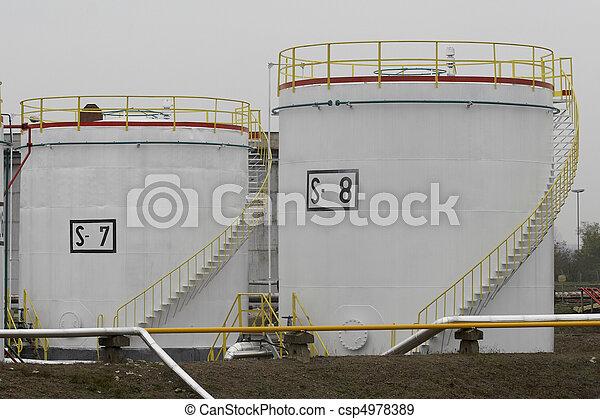 産業, オイル, 5 - csp4978389