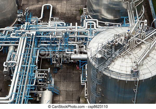 産業, ガス - csp8623110