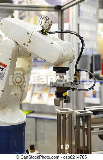 産業, ロボット - csp6214765