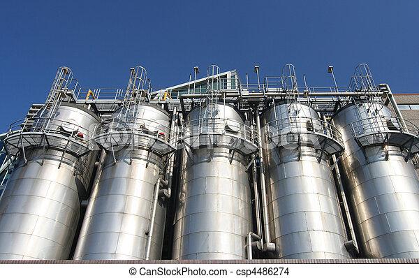 産業, 石油化学 - csp4486274