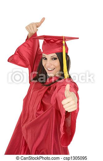畢業 - csp1305095
