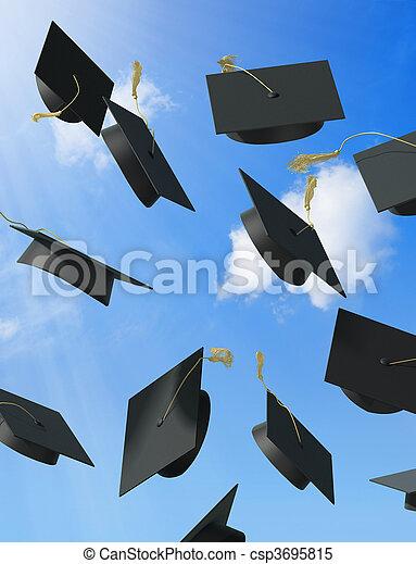 畢業 - csp3695815