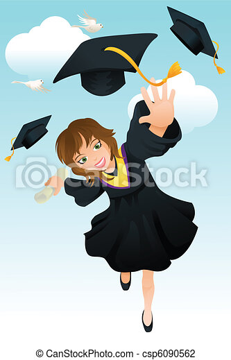 畢業 - csp6090562