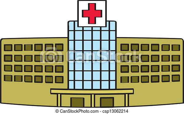 病院, 漫画 - csp13062214